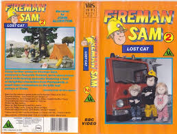 fireman sam 2 lost cat vhs 1988