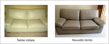 teinture pour canapé cuir idées de décoration à la maison
