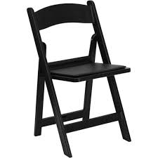 chair rental dallas rent black garden padded chair in dallas tx black garden padded