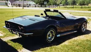 1969 convertible corvette 1969 chevrolet corvette 427 435 convertible 21541