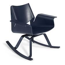 Chair Good Blu Dot Modern Blue Metal Dinin by Buttercup Rocker Modern Chairs U0026 Seating Blu Dot