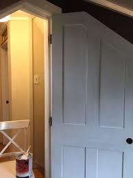 Slanted Wall Bedroom Closet Diy How To Build An Angled Door One Room Challenge Week 5