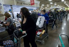 fred meyer jewelers black friday sale locals pile into stores for black friday the columbian