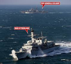 Putin S Plane by Russian Nuclear Fleet U0027strays U0027 Into Britain U0027s Waters Again Daily