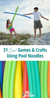 halloween activities for the elderly 31 cool games and crafts using pool noodles tip junkie