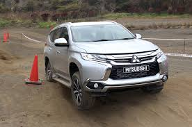 mitsubishi pajero sport 2018 mitsubishi pajero sport review quick drive caradvice