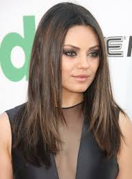 long hairstyles for women with fuller faces 35 flattering hairstyles for round faces