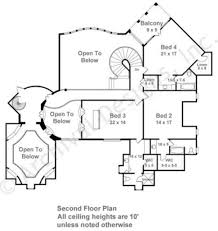 pontarion castle house plans european house plans