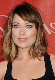 above shoulder length hairstyles with bangs layered medium length haircuts hairstyle for women man
