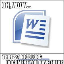 Microsoft Word Meme - scumbag word by cityfeature meme center