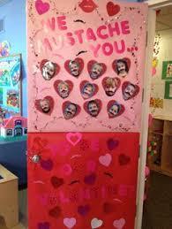 Valentine S Day Door Decor by Valentine Door Decor Schoolgirl Style Bulletin Board Doors