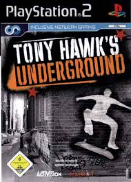 tony hawks underground ps2 playstation 2 pinterest video game