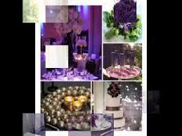 Purple Wedding Decorations Purple Wedding Decorations Ideas Youtube
