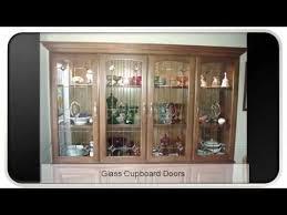 glass cupboard doors youtube