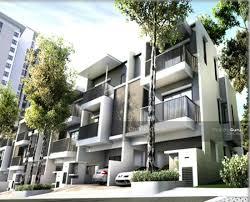 3 storey house 3 storey house andana d alpinia puchong selangor jalan d