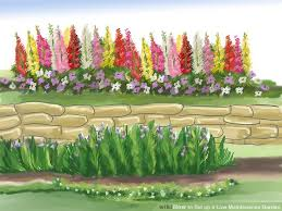 how to set up a low maintenance garden 12 steps with pictures