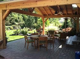 Covered Back Patio Design Ideas Back Garden Patio Ideas Back Patio by Porch Designs Porch Design In Your Backyard Columbus Decks