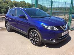 nissan qashqai nearly new used 2017 nissan qashqai 1 5 dci n vision 5dr for sale in
