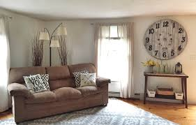family room or living room our family room farmhouse facelift