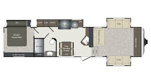 Keystone Trailers Floor Plans by 2017 Keystone Laredo 340fl Model