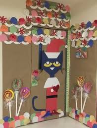 Pete The Cat Classroom Decor Easter Classroom Door With Pete The Cat April Pinterest