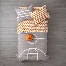 soccer bedding for girls nod basketball bedding the land of nod