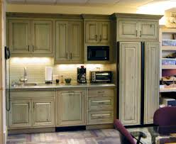 Old Kitchen Cabinet Makeover Refinish Vintage Kitchen Cabinets Antique Finish All Home