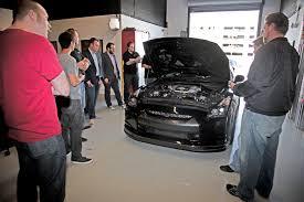 Nissan Gtr Alpha 12 - going plaid in ams performance u0027s 1100 horsepower nissan gt r alpha 12