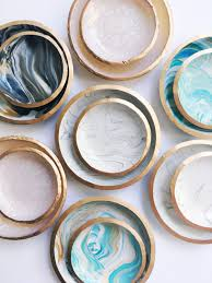ceramic dish ring holder images Nesting dishes polymer clay jewelry dish ring dish trinket jpg