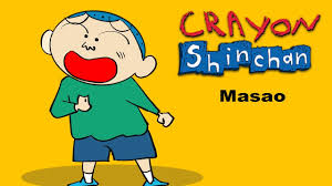 how to draw masao crayon shin chan drawing coloring pages