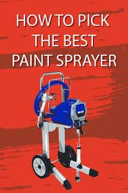 Paint Sprayer For Kitchen Cabinets by Best 25 Paint Sprayer Reviews Ideas On Pinterest Hydrogen