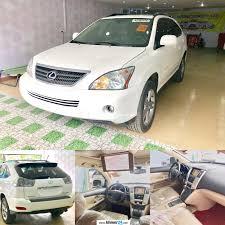 lexus rx400h white lexus rx400h full option white 100 in phnom penh on khmer24 com