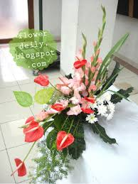 Flower Table L L Shaped Table Centerpiece Flower Daily