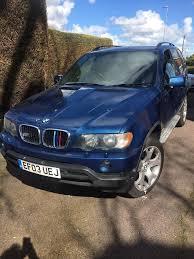 bmw x5 m sport 2003 03 reg 3 litre petrol manual in oadby