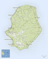 niue on world map niue niueans te ara encyclopedia of new zealand