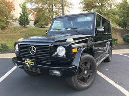 mercedes g class sale mercedes g class for sale in stafford va carsforsale com