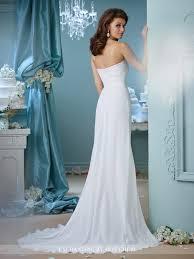 empire bodice wedding dress 216162 enchanting by mon cheri