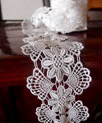 wide lace ribbon embroidery floral lace ribbon