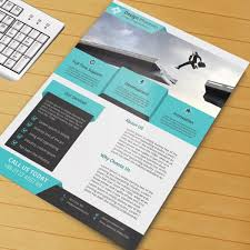 template for flyer free 25 attractive free photoshop flyer mockups themecot