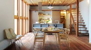 japanese kitchen ideas modern japanese kitchen in traditional design with stairs and