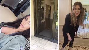 Kylie Jenner Gives Tour Of Kim Kardashian Gives A Tour Of Her House Full Youtube
