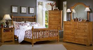 Oak Bedroom Furniture Sets Home Design Ideas And Pictures - Amazing discontinued bassett bedroom furniture household