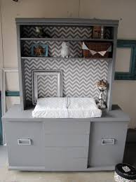 alternative changing table ideas cool refreshing green accentuate with nice mustache handle and best