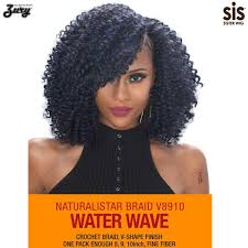 crochet braid hair zury naturalistar v8910 crochet braiding hair water