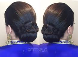 black hair buns 25 indian bun hairstyles for weddings parties or just chillaxing