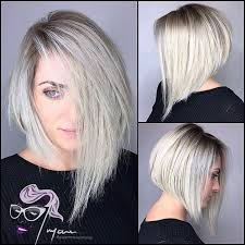 asymetrical ans stacked hairstyles the 25 best asymmetrical bob haircuts ideas on pinterest short