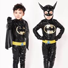 Boys Batman Halloween Costume Cheap Batman Kid Costume Aliexpress Alibaba Group