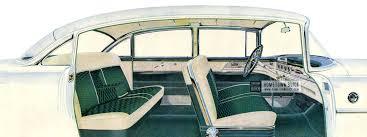Buick Roadmaster Interior 1955 Buick Hometown Buick
