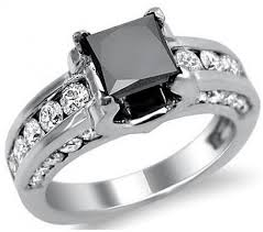 Diamond Wedding Rings For Women by Black Diamond Engagement Rings For Women Top Fashion Stylists