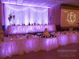 wedding backdrop led 10 best wedding backdrop and table designs images on